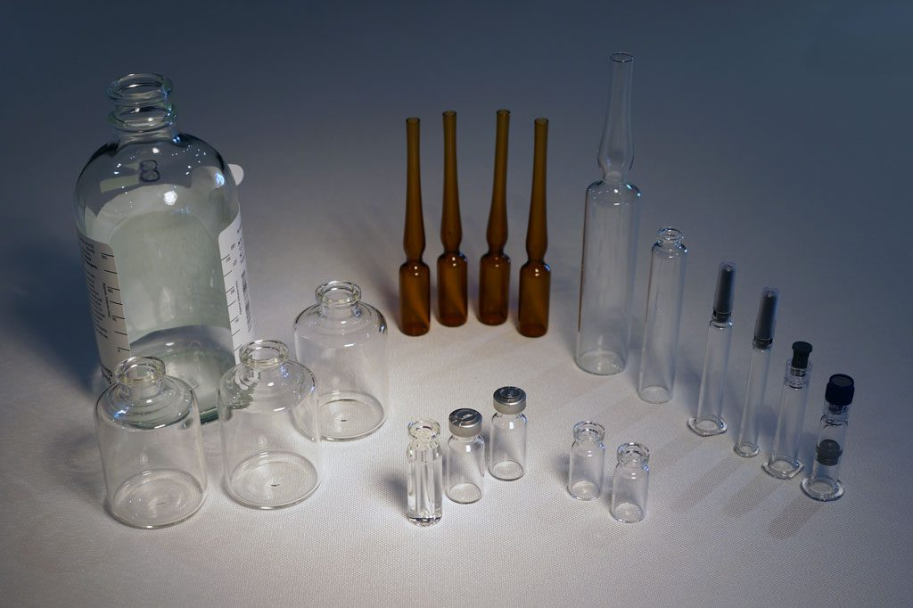 A variety of glass Lenox Laser will laser drill for CCIT (Container Closure Integrity Testing) and package testing. This includes syringes, bottles, ampoules, amber, and all different qualities of glass.