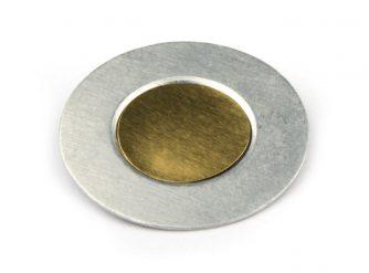 Gold/Copper Aperture