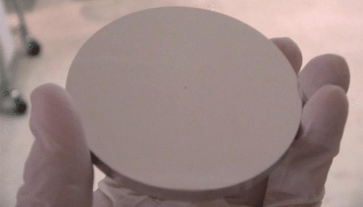 Ceramic Disc Flow Calibrated
